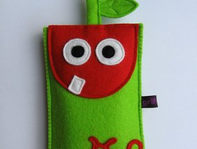 Apple Cell Phone Case