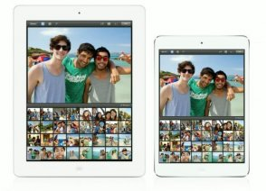 Apple iPad mini vs iPad 4