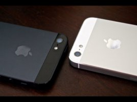Apple iPhone 5 Black and Slate