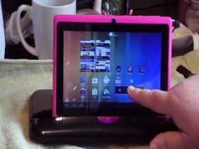 Review of Onix Android Tablet