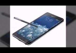 Samsung Galaxy Note Edge   Samsung Galaxy Note Edge Mobile Review 2017