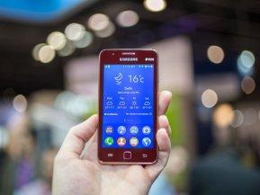 Samsung Z1 black