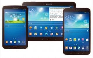 Samsung s Galaxy Tab 3 Family