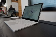 Hands on: Microsoft's updated Core i7 Surface Book
