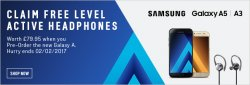 Pre-Order the Samsung Galaxy A
