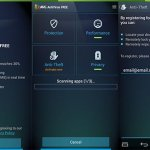 Free Antivirus for Android tablet reviews