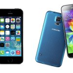 Samsung Galaxy S5 review VS iPhone 5s