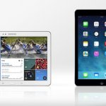 Samsung tablet 10.1 VS iPad Air