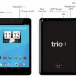 Trio tablet review